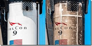 Falcon 9 New Vs Old