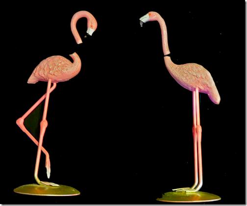 Wrong Flamingos