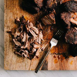 Cooking Basics:  Braised Pulled Pork