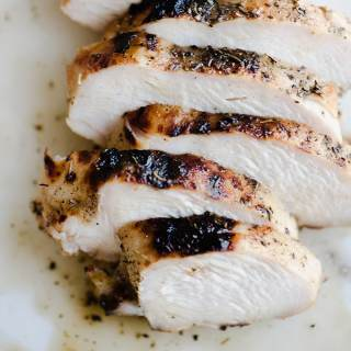 Sweet and Savory Grilled Apple Cider Chicken
