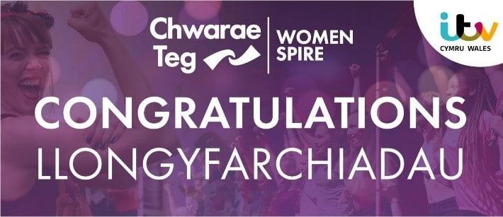 Chwarae Teg Finalist