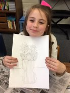 Art sketch influence by our project on Van Gogh