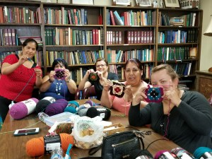 Crochet Class @ Our Savior's Lutheran Church