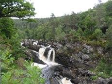 Rogie Falls, Loch Garve, Scotland
