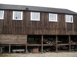 Old Carpenters House & Workshop at Highland Folk Museum