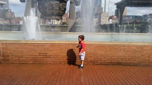 Station Square Dancing Fountain