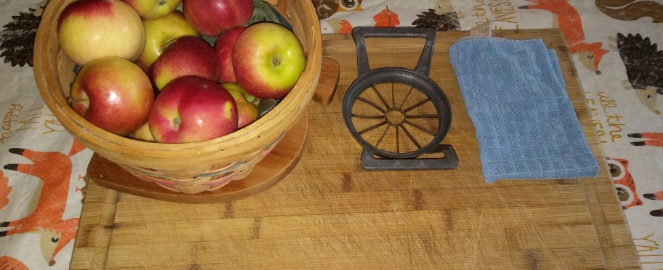 Apple Slicing