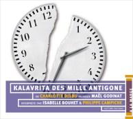Kalavrita des mille Antigone (couverture)
