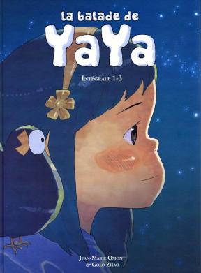 La balade de Yaya, intégrale 1-3 (couverture)