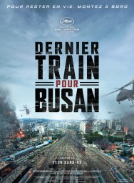 Dernier train pour Busan (affiche)