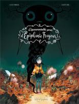 L'épouvantable peur d'Epiphanie Frayeur (couverture)