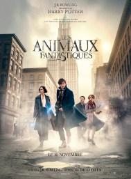 Les animaux fantastiques (affiche)