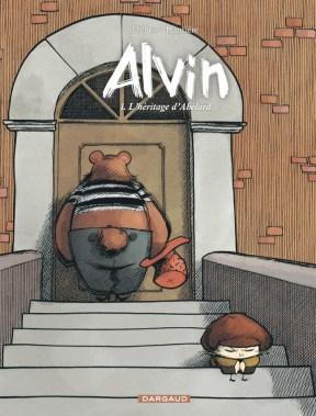 Alvin, t1 (couverture)