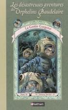 Orphelins Baudelaire, t11, La grotte Gorgone (couverture)
