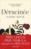 Déracinée (couverture)