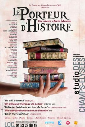 Le Porteur d'Histoire (affiche)