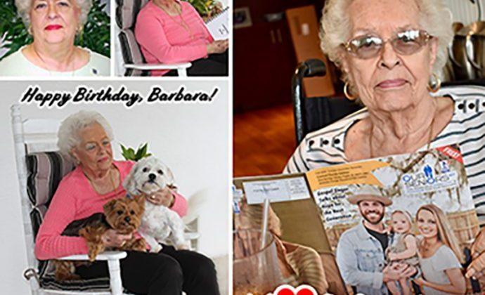 Happy Birthday Barbara Andersen