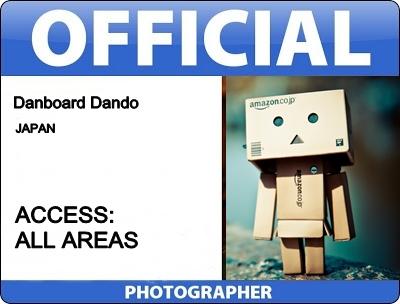 official photographer pass signature landscape