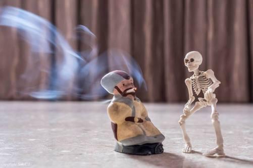 Chui Lian Smoking is injurious to health