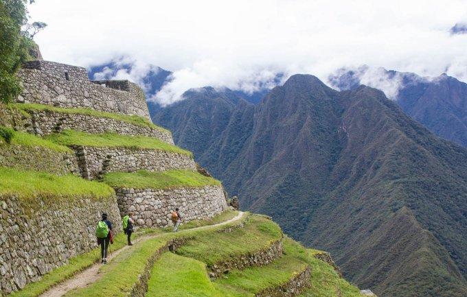our simple adventure machu picchu inca trail-84