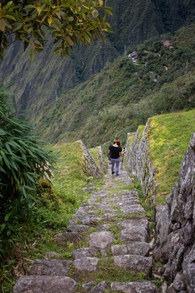 our simple adventure machu picchu inca trail-86