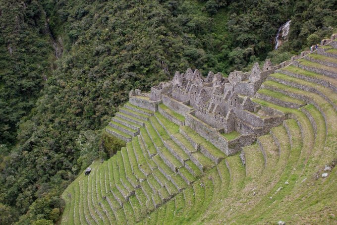 our simple adventure machu picchu inca trail-94