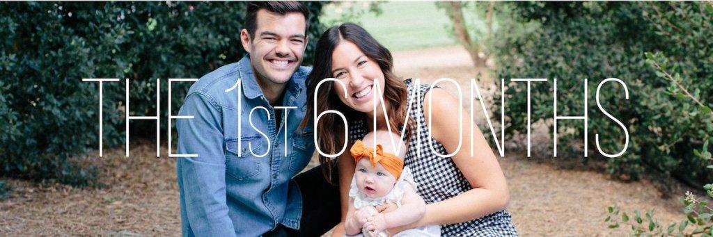 Parenthood: The First 6 Months