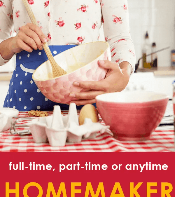 The Role of a Homemaker