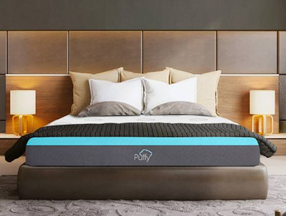 The Puffy mattress uses a universal comfort approach with