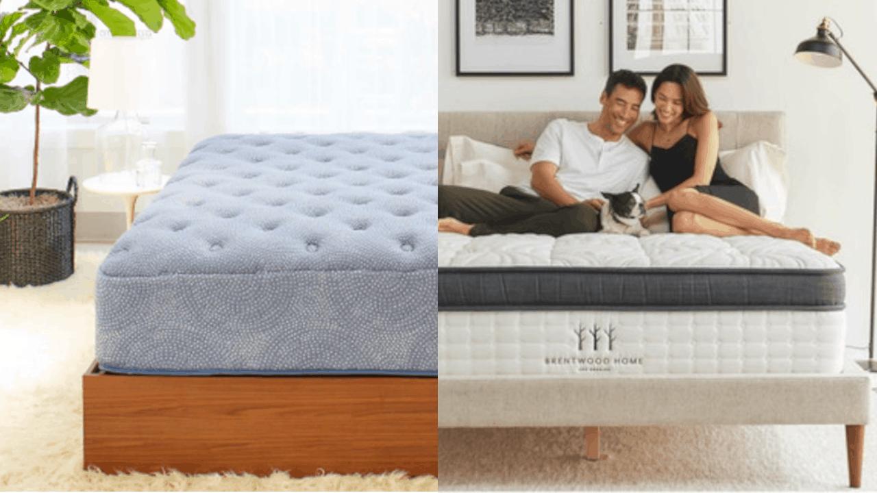 luft vs oceano mattresses hybrid comparison