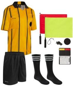 Referee Uniforms & Gear