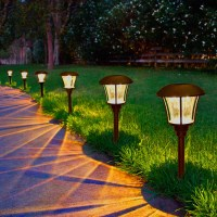 Best Solar Garden Lights - Review And Buying Guide - Our ...
