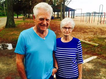We have been married 56 years and never had a problem