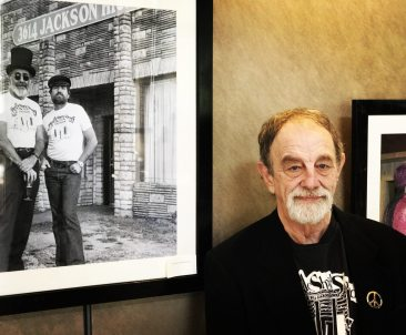 This picture of Jerry Wexler and Willie Nelson is the best picture I ever took