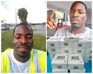 I started selling doughnuts and turned my life around