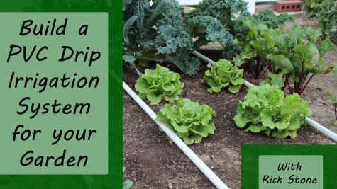 Build Your Own Pvc Drip Irrigation System Video Course