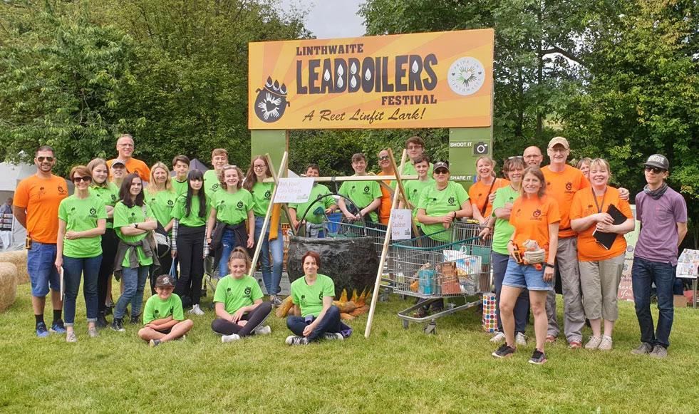 Linthwaite Leadboilers Festival