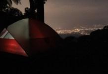 Camping Ground Sukamantri dan Air Terjun Suryakencana