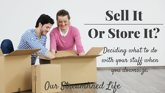 Sell It or Store It- Blog Header