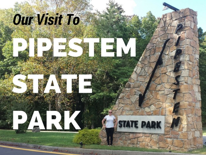 Our Visit to Pipestem Resort State Park