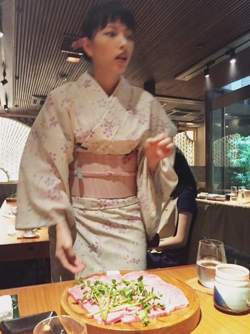 Tokyo: Seryna Cook