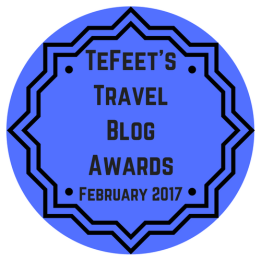 TeFeet_s Travel Blog Awards