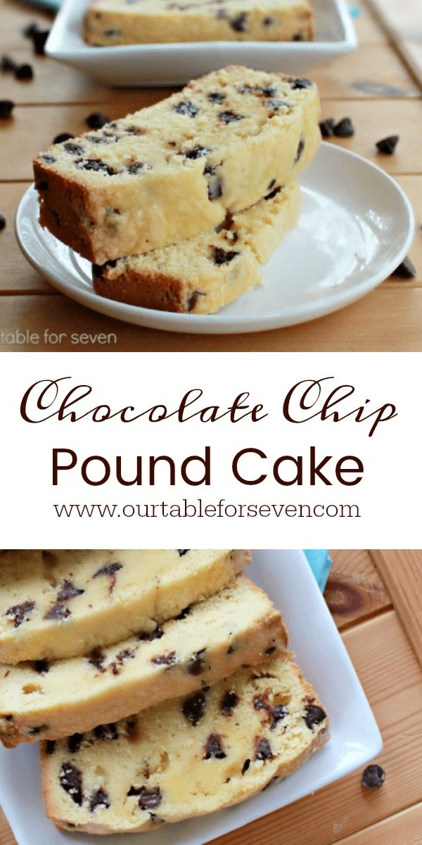 Chocolate Pound Cake Loaf Recipe