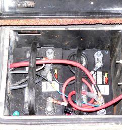 battery wiring diagram additionally trailer light wiring ground wire [ 2304 x 1728 Pixel ]