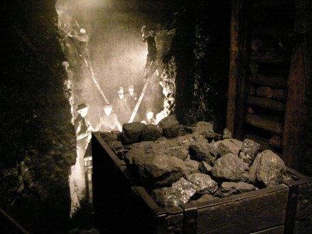 wagon of coal