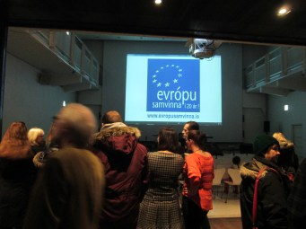 Celebrating the european collaboration for 20 years in Iceland