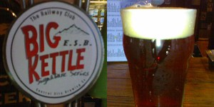 The Beers of TBEX: Locally Brewed British Columbia Beers