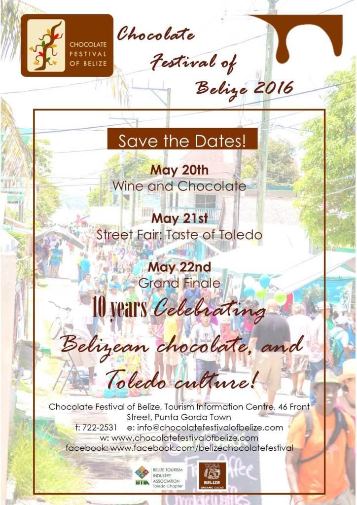 Toledo Chocolate Festival 2016 - OurTastyTravels.com