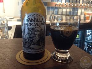 Vanilla Black Velvet (2015) by Cervesa Guineu – #OTTBeerDiary Day 233