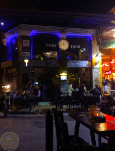 Greek Craft Beer in Athens: Beer Time